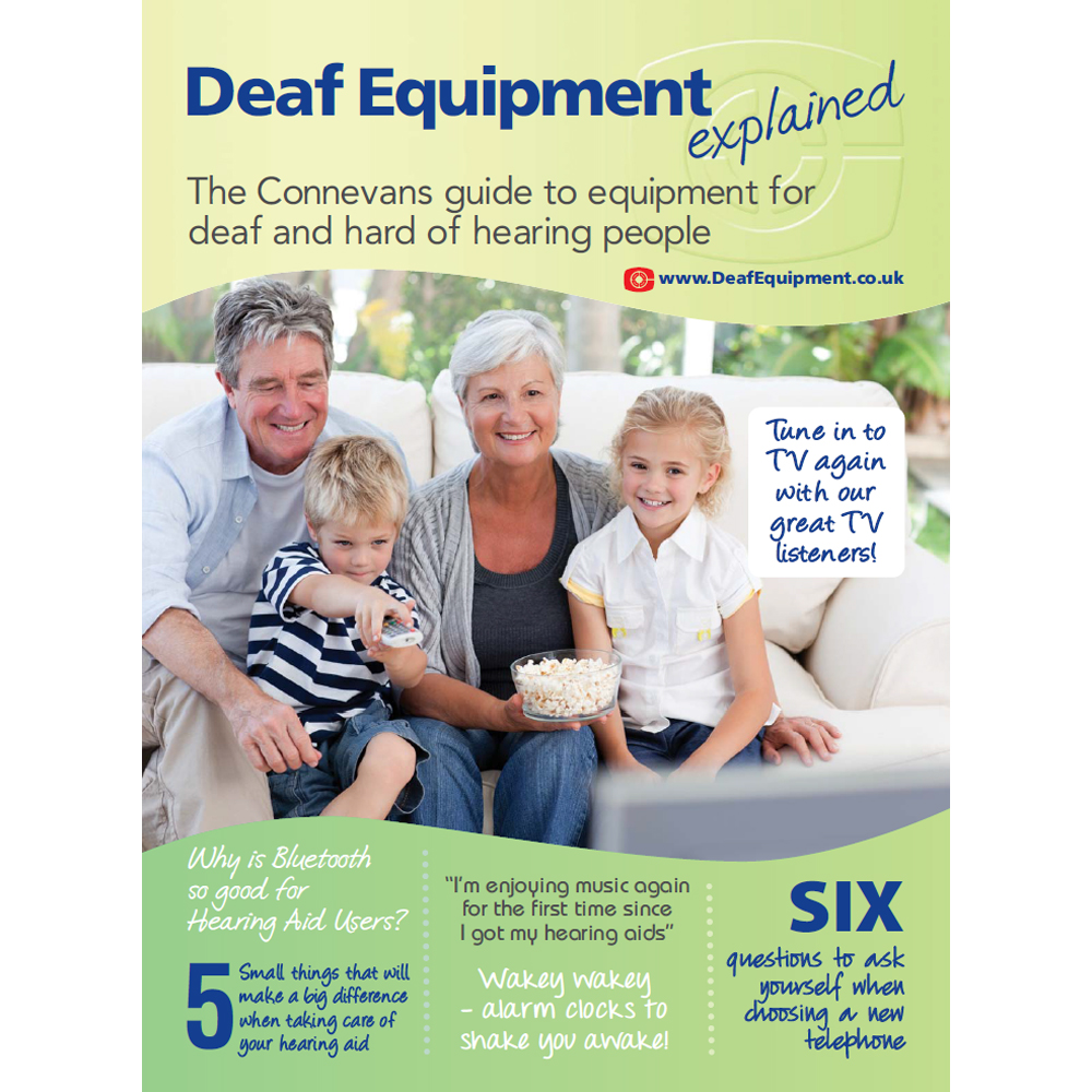 Book Hearing Guide: Deaf Equipment